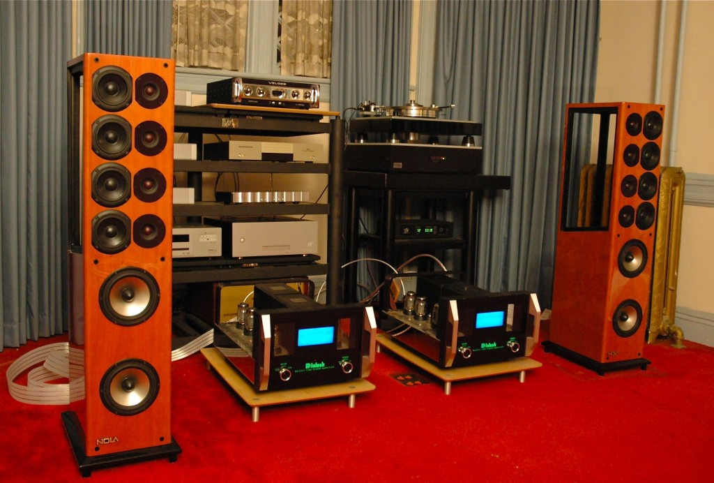 Nola By Accent Loudspeaker Technology Ltd